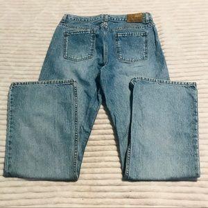 CK Vintage Calvin Klein Mom Jeans High waist Flare